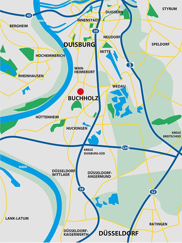 Naming Düsseldorfer Land